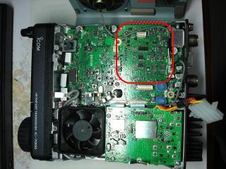 icom ic 7000 ic 7000 ic7000 user and service manual modifications rh hampedia net icom ic 7000 owner's manual Icom IC 7800 Transceiver Pix