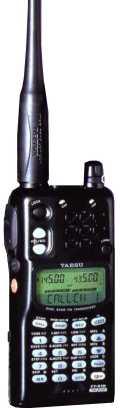 Yaesu ( handheld tranceivers ) ft-51r ( see mh-32a2b / mh-34c2